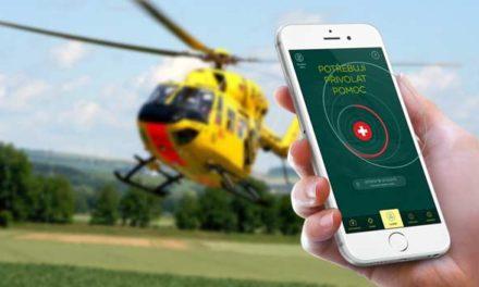 Aplikace ZÁCHRANKA může zachránit i váš život