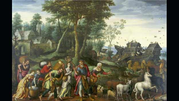Vzácný obraz a vstup zdarma do Národního zemědělského muzea