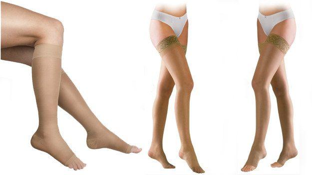 Potíže s křečovými žilami a bolesti nohou za horkých dní má řešení