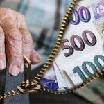 5000 korun pro všechny důchodce podpořil i Senát