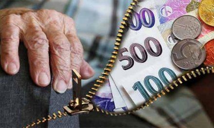 Od ledna 2019 dojde k mimořádnému navýšení základní výměry důchodů