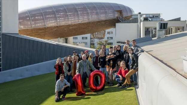 DOX oslaví desáté narozeniny vstupem zdarma