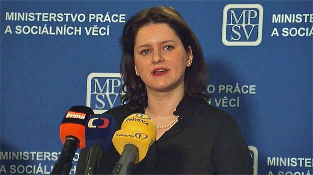 Ministryně Maláčová hodnotila prvních 200 dní v čele rezortu