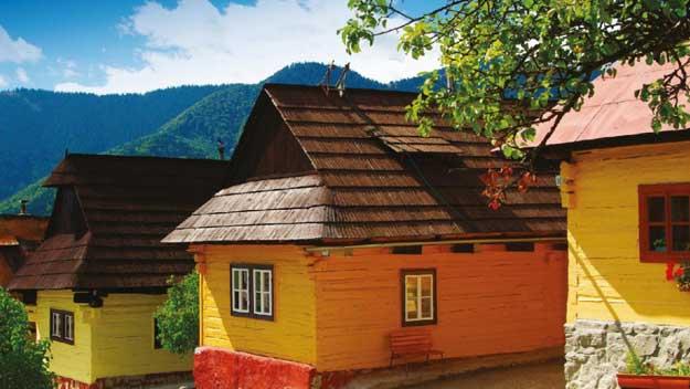 Výlet na Slovensko pro seniory