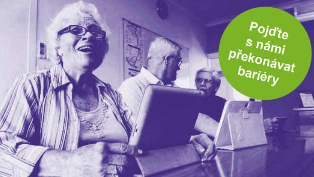 Digi klub pro seniory zve na bezplatné lekce práce s tabletem