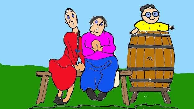 Babičky na kyselo
