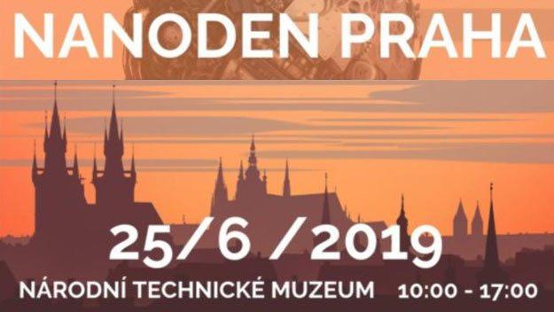 """""""Nanoden"""" v Národním technickém muzeu"""