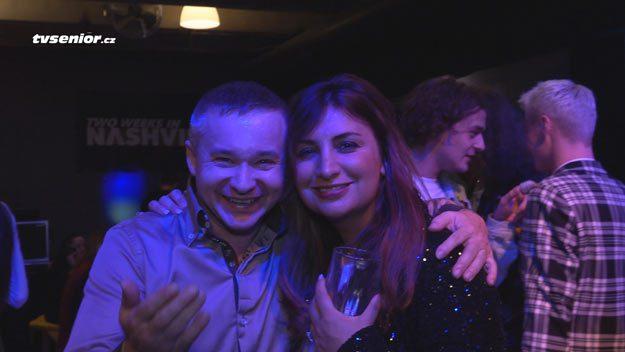 Britské vycházející superstar tleskal i Dalibor Janda