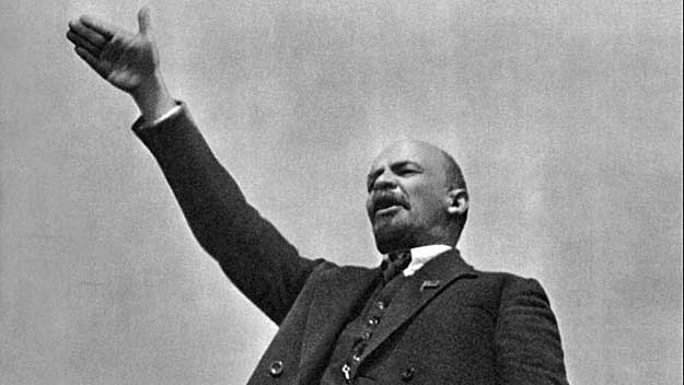 To už říkal Lenin