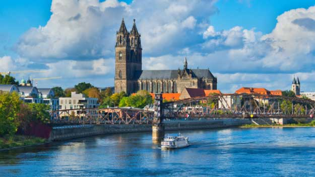 Dvoudenní výlet do Německého Saska – Anhaltska