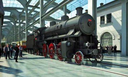 Příští stanice: Muzeum železnice a elektrotechniky NTM