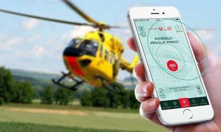 Mobilní aplikace ZACHRANKA pomohla neslyšícímu nemocnému přivolat pomoc