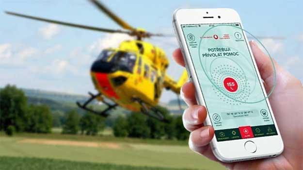 Stažení aplikace Záchranka pro chytré telefony a hodinky