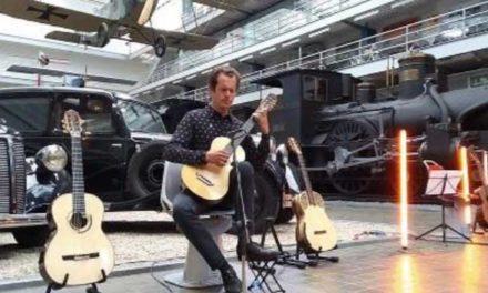 Koncert mezinárodního festivalu Pražské jaro již po deváté v Národním technickém muzeu