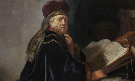 Rembrandtové pohromadě v Národní galerii