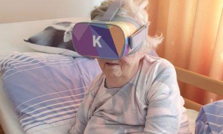 Senioři cestují po světě navzdory opatřením během koronaviru díky brýlím Kaleido