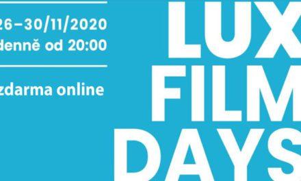 Lux Film Days 2020 streamují nejlepší evropské filmy zdarma