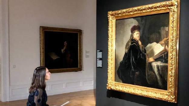 Jedinečný projekt Rembrandt je online