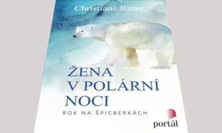 Žena v polární noci. Rodačka z Karlových Varů rok na Špicberkách