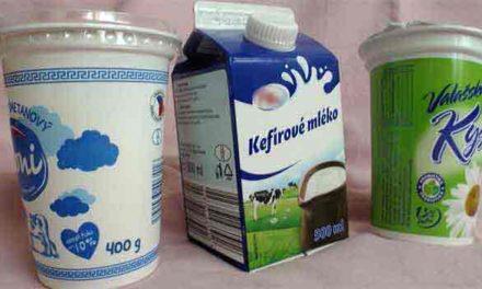 Jogurty a probiotika jsou důležitou součástí stravy pro naše zdraví