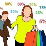 Při slevách si u poklady kontrolujte účtenku, ceny se mohou lišit