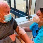 V SeniorCentrech SeneCura je očkování proti koronaviru v plném proudu