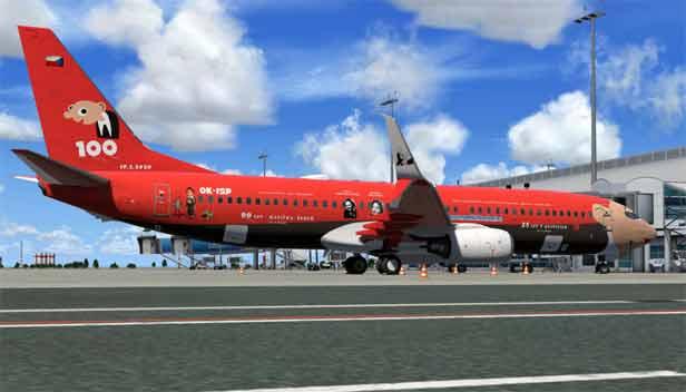 letadlo Hurvínek